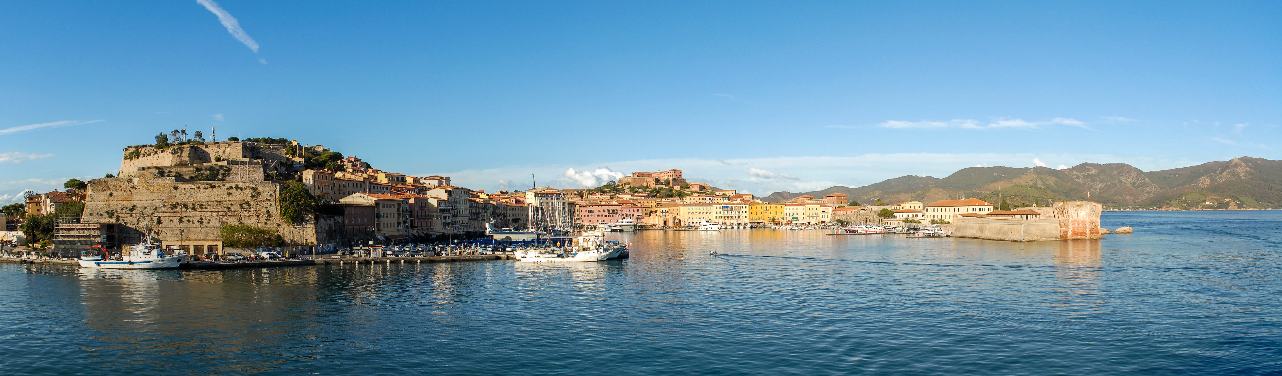 elba island is one of the most beautiful islands in the mediterranean ...