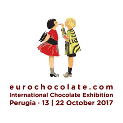 Eurochocolate in Perugia:  13th to 22th October 2017